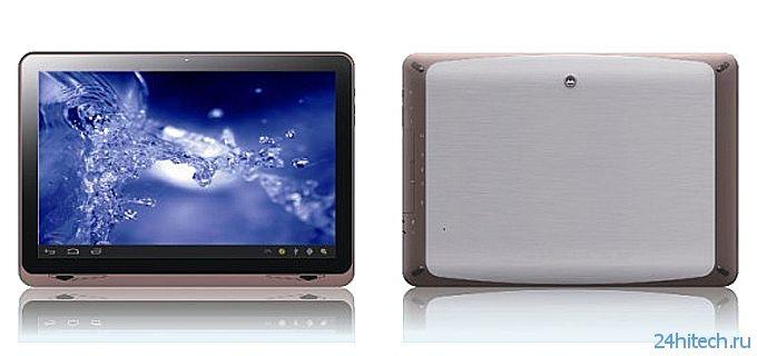 Планшет DreamBook B14 HD 4.1 оснащён 13,3-дюймовым экраном