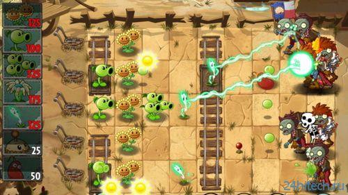 Plants vs Zombies 2 не выйдет 18 июля