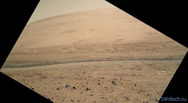 Последний марсоход и самый длинный пройденный этап по Марсу