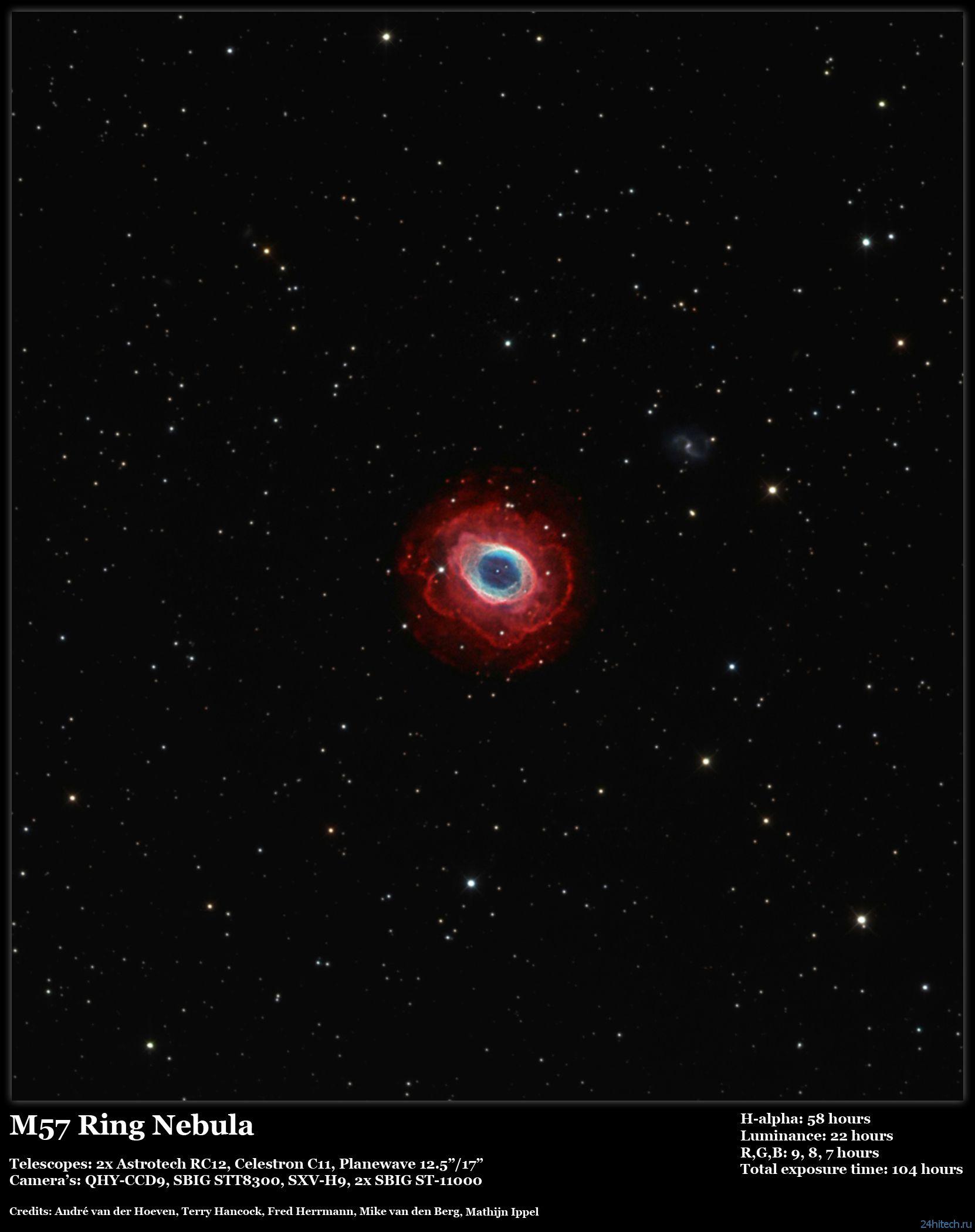 Потрясающая фотография космического Кольца всевластия