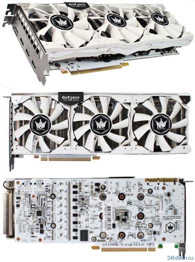Премьера видеокарты GALAXY GeForce GTX 770 HOF Edition