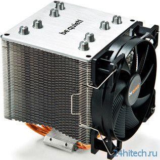 Процессорный кулер be quiet! Shadow Rock 2 с возможностью отвода до 180 Вт тепловой мощности