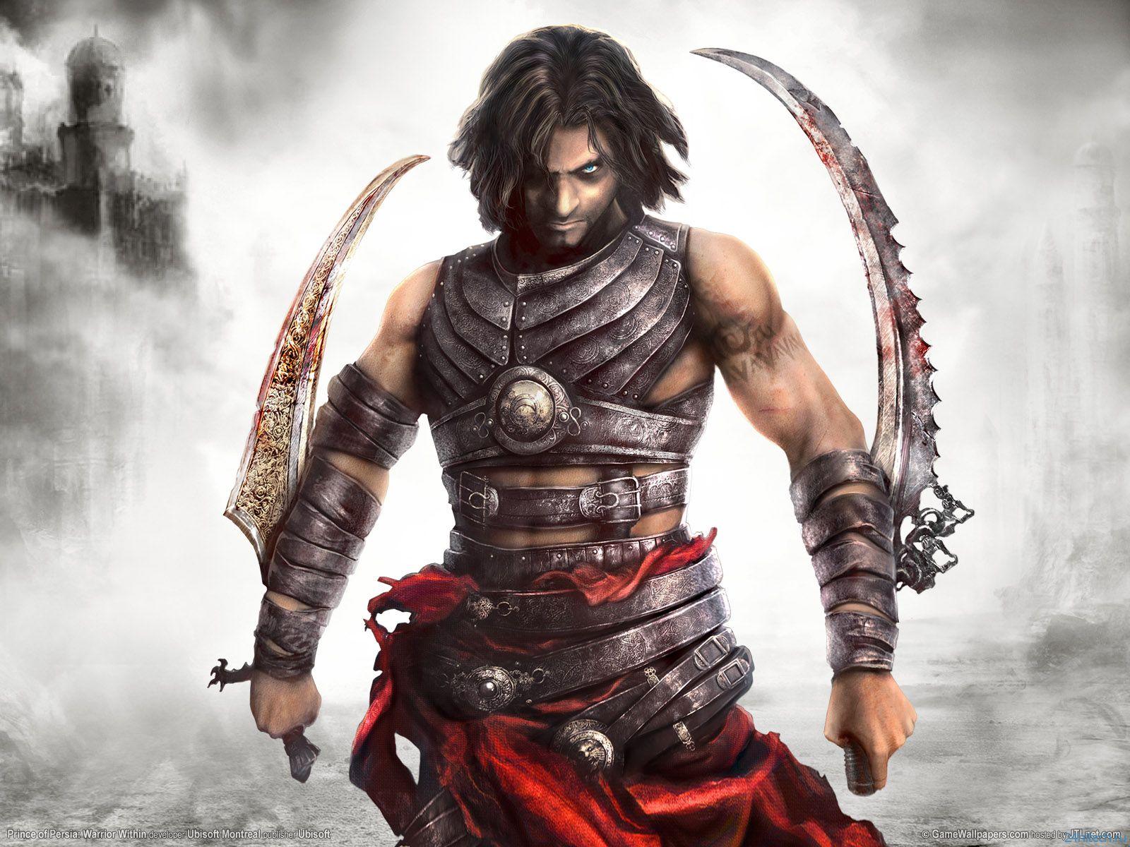 Ремейк Prince of Persia 2 выйдет 25 июля