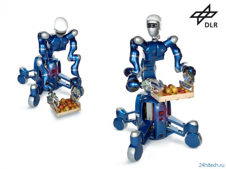 Робот-гуманоид TORO из Германии