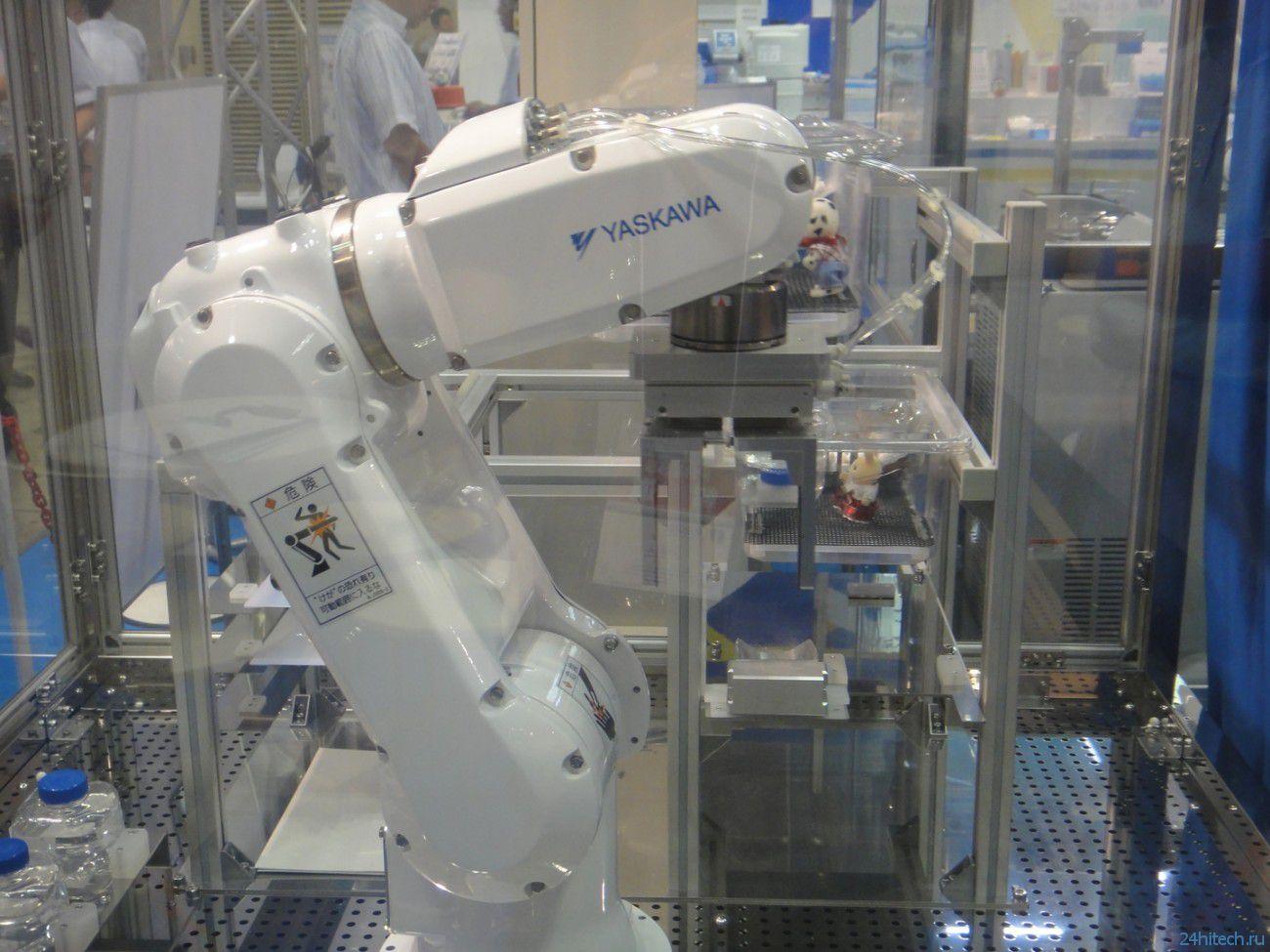 Роботы будущего: смотритель 30 000 лабораторных мышей