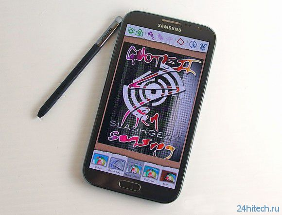 Samsung Galaxy Note III может получить 3 Гбайт оперативной памяти
