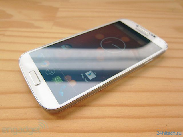 Samsung Galaxy S4 Google Play edition выходит в продажу