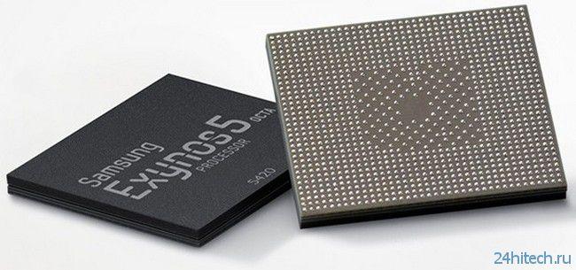 Samsung обновила «восьмиядерный» процессор Exynos 5 Octa