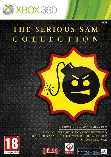 Сборник игр Serious Sam выйдет на Xbox 360 уже скоро