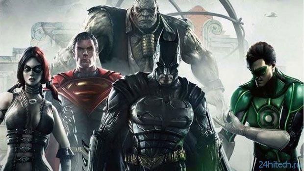 Слух: GotY-издание Injustice выйдет в ноябре на PS Vita