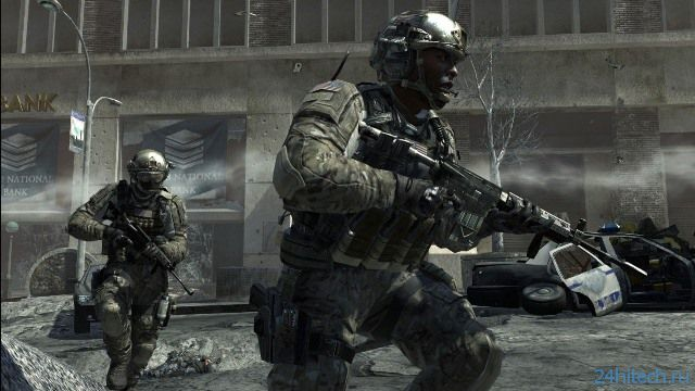 Слухи: Call of Duty: Modern Warfare 4 находится в разработке