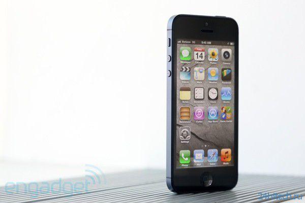 Специальная LTE-A модель iPhone 5S для Южной Кореи
