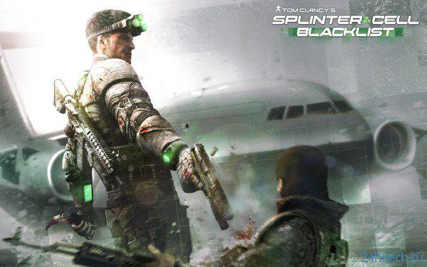 Splinter Cell Blacklist: три стиля прохождения