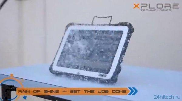 Сверхпрочный планшет RangerX
