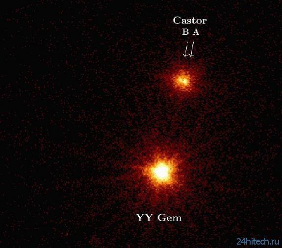 Тайны звезды Кастор