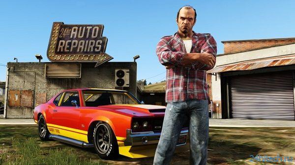 Трое главных героев GTA V не будут доступны с самого начала игры