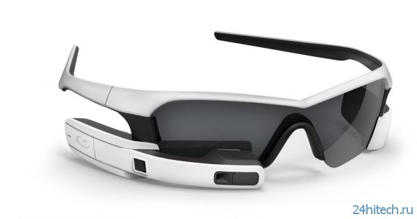 """У Google Glass появился конкурент """"за полцены"""""""