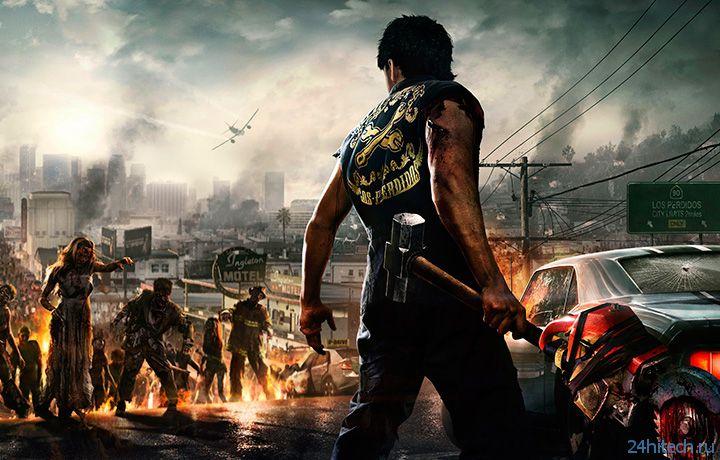 В Dead Rising 3 вернутся герои предыдущих частей