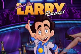 В Steam вышла Leisure Suit Larry: Reloaded