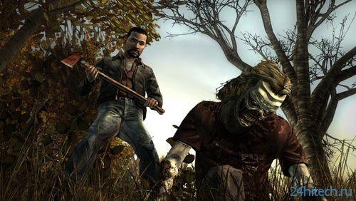 В Walking Dead: Season Two нас ждут интересные камео