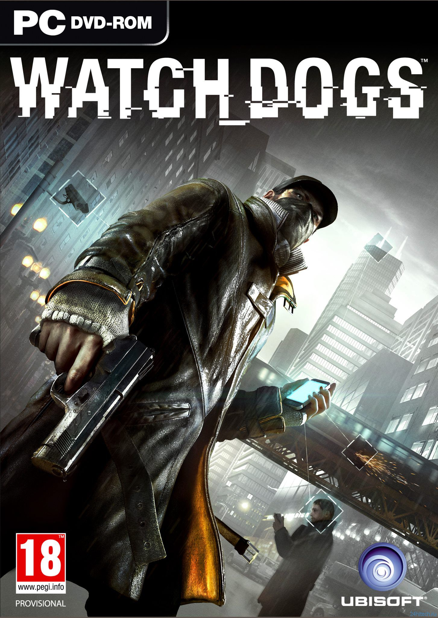 Watch Dogs Live поможет взломать реальный банкомат