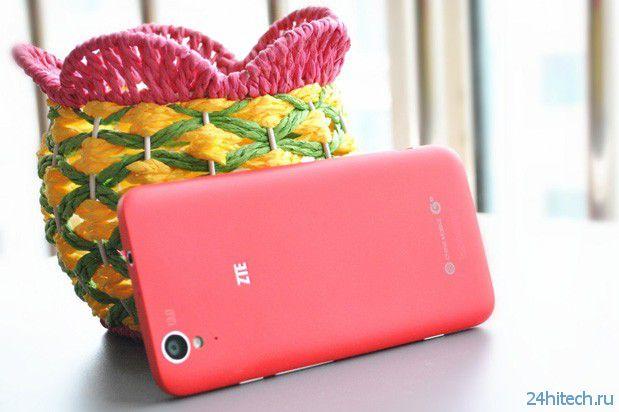 ZTE Geek U988S - первый смартфон на чипе Nvidia Tegra 4
