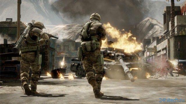 Заработанную на старых консолях статистику в Battlefield 4 невозможно перенести на next-gen