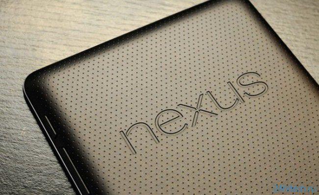 #видео дня |Планшет Nexus 7 нового поколения