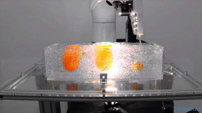3D-принтер NSTRMNT способен корректировать печатаемые объекты