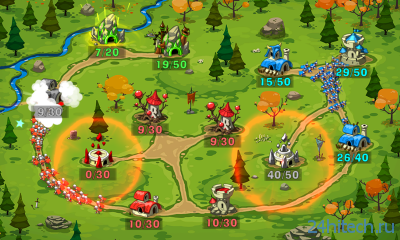 Battle Will 1.1. Стратегия