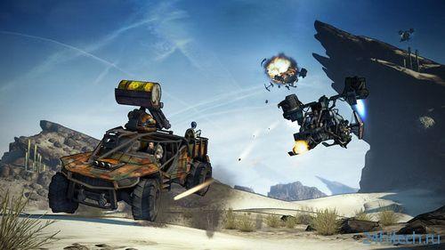 Borderlands 2 и Fez адаптируют для PS Vita