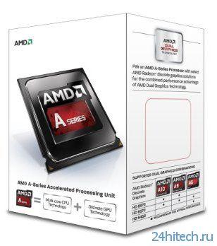 Box-версия APU AMD A10-6700T замечена в Японии