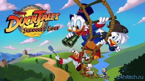 DuckTales: Scrooge's Loot  1.0.3. Шутер от третьего лица