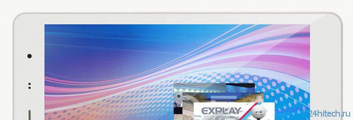 Explay sQuad 7.82 3G: не уступит iPad mini, по крайней мере, по цене