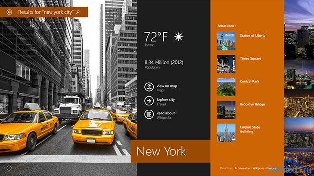 Финал Windows 8.1 готов к выходу на рынок 17 октября
