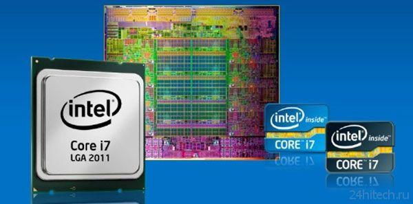 Флагманский процессор Intel Core i7-4960X выйдет в конце сентября