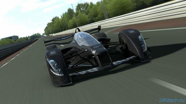 Gran Turismo 6 для PS4 может превратиться в седьмую часть