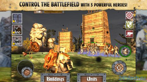 Heroes and Castles 3.0.3 Аction, RPG