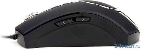Игровая мышь Zalman ZM-GM3 — полный набор возможностей