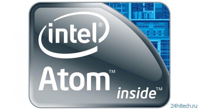 Intel ускорит выход 14-нанометровых процессоров Atom