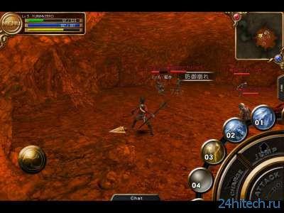 Izanagi Samurai Ninja Online 1 4  MMORPG на движке Unreal