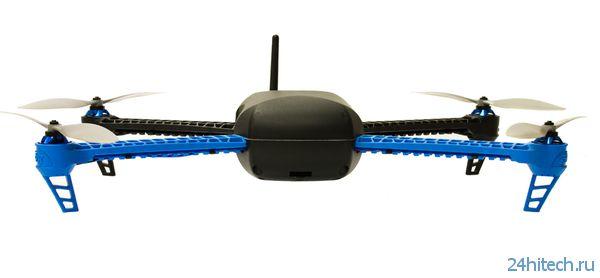 Коммерческий квадрокоптер от 3D Robotics (3 фото)