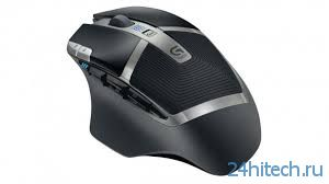 Logitech G602 — новая беспроводная игровая мышь