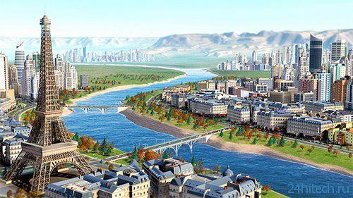 Mac-версия SimCity выйдет 29 августа