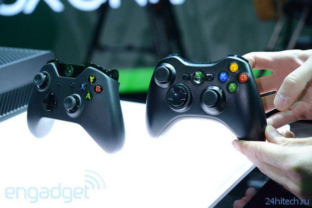 Microsoft рассказали об изменениях в геймпаде для Xbox One (видео)
