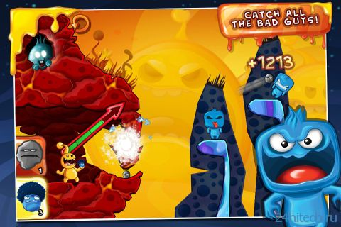 Monster Island 1.1.1. Клон Worms