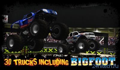 Monster Truck Destruction 1.02.1. Соревнования на бигфутах