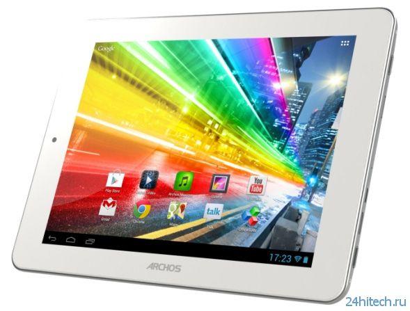 На подходе планшет ARCHOS 80b Platinum с процессором Rockchip RK3188