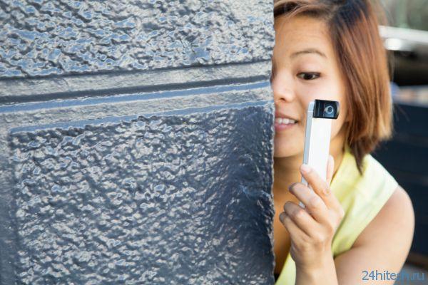 Объектив-перископ для iPhone от компании Photojojo (6 фото, видео)