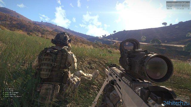Объявлена дата выхода ArmA 3